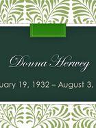 Donna Herweg