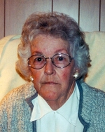 Evelyn Anna  Cook (Patterson)