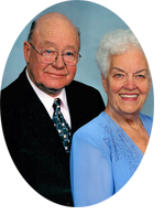 Clarence and Patricia Snyder