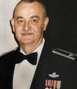 Colonel (Ret.) Roger Dow Gillis